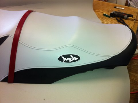 Portfolio - Motorcycle Seats